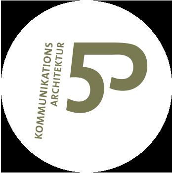 Logo 5D Kommunikationsarchitektur