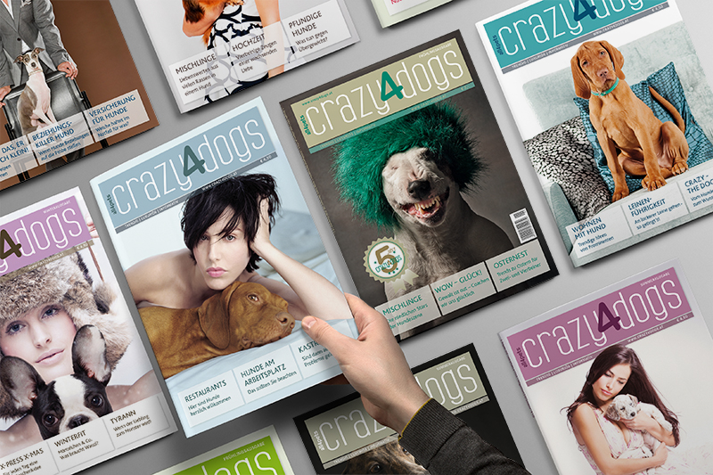 Cover crazy4dogs