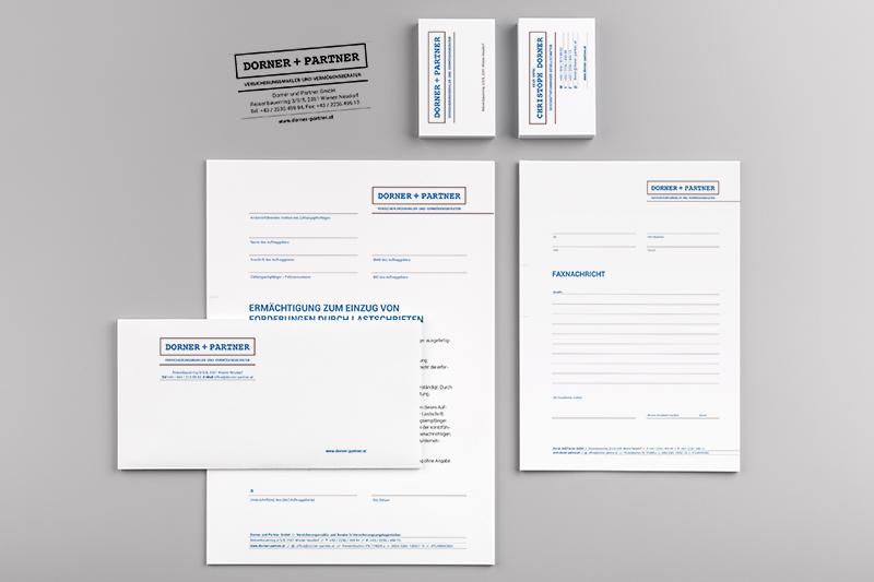 Corporate Design - Dorner+Partner