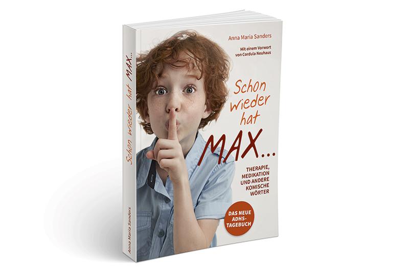 Cover Taschenbuch: Schon wieder hat Max …