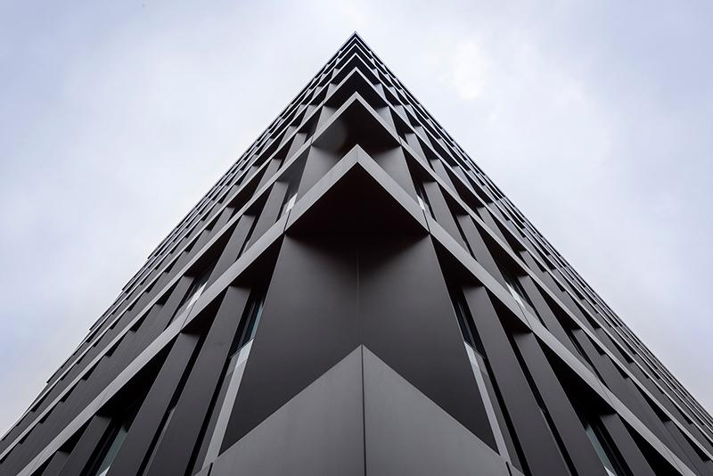 Fifty Five Bürohaus, (c) Robert Oberbichler