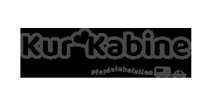 Kurkabine - Pferdeinhalation Logo