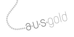 Logo a.u.s.gold - Goldschmiedin