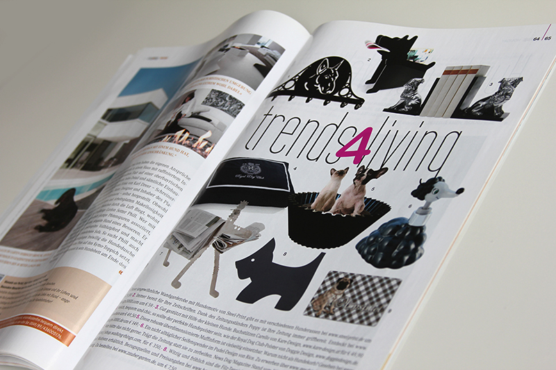 Magazin trends4living