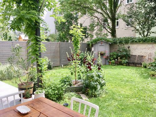 Der Studio-Garten