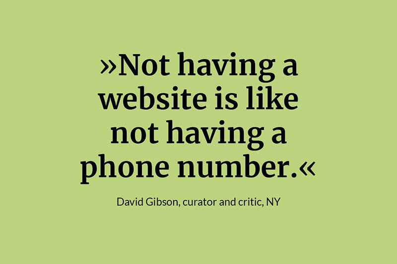 Eine Website ist für Unternehmer so wichtig, wie ihre Telefonnummer.