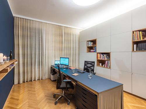 GRAFIK DESIGN STUDIO marlene, Büroraum